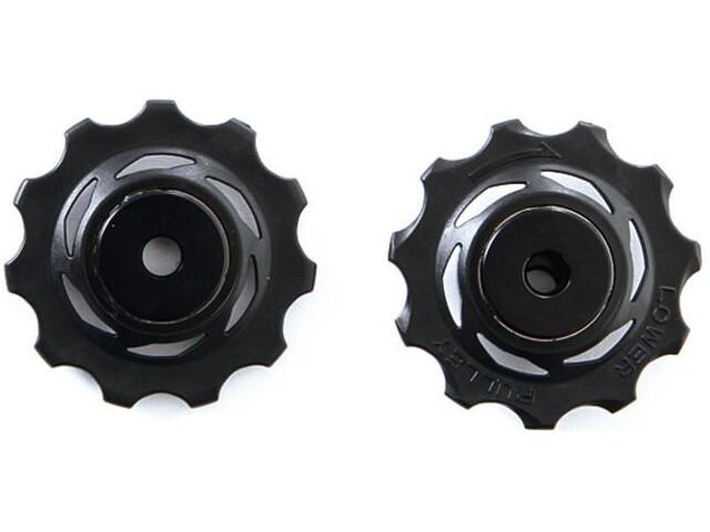 SRAM X0/X9/X7 Trinse sett black